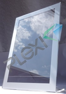 Support Visuel Plexiglas